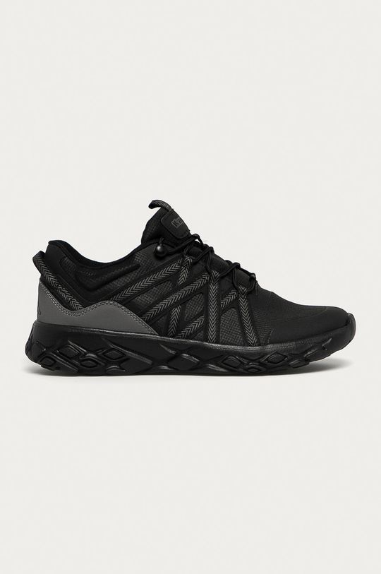 negru Kappa - Pantofi Shaws De bărbați