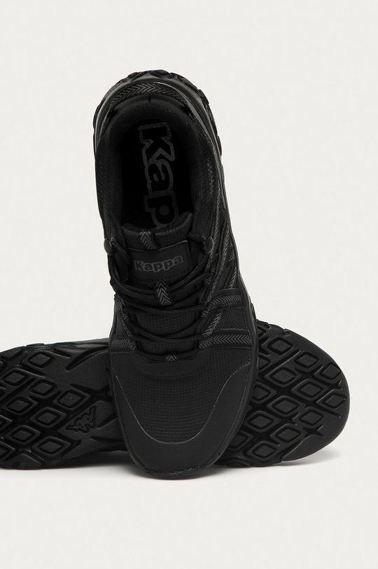 negru Kappa - Pantofi Shaws