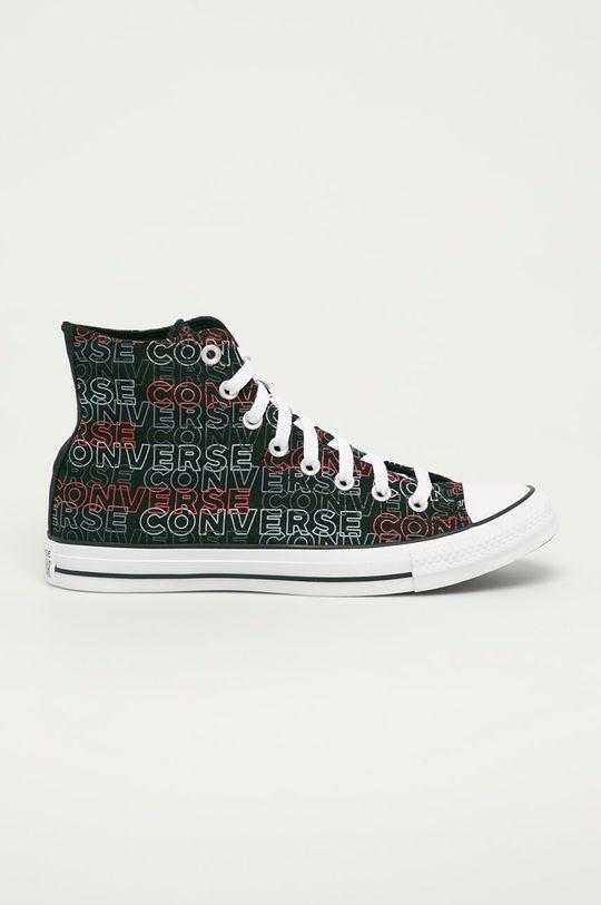 černá Converse - Kecky Pánský