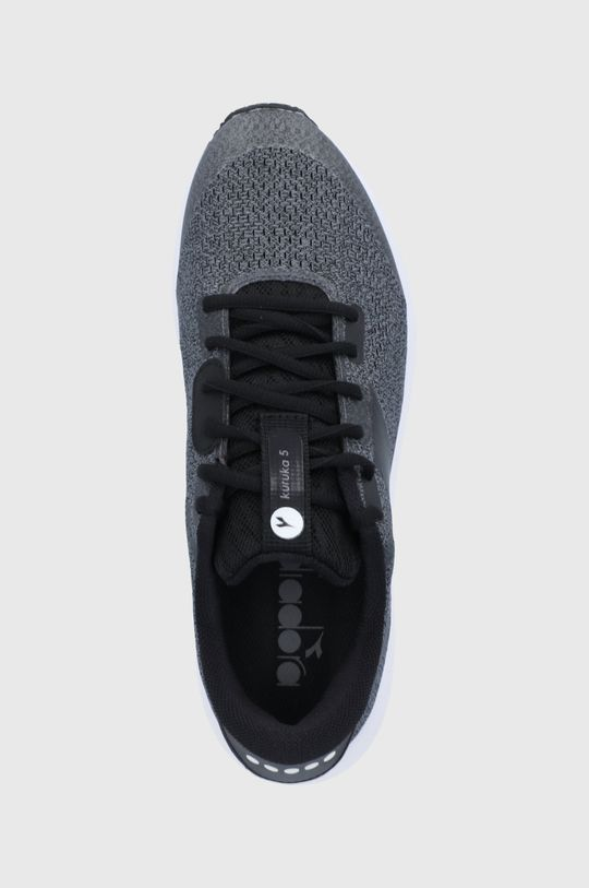 čierna Diadora - Topánky Kuruka 5