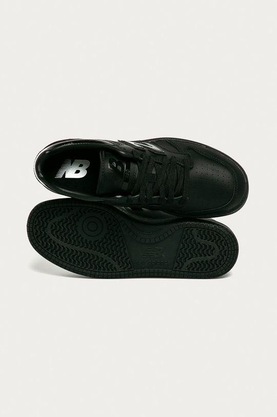 čierna New Balance - Topánky BB480LBG