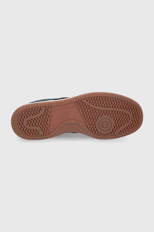 New Balance - Kožené boty BB480LVB Pánský