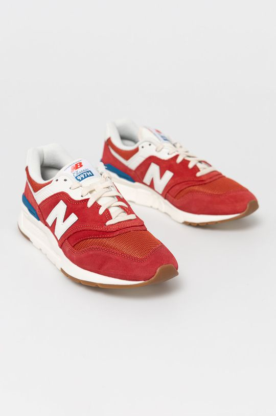 New Balance - Topánky CM997HRG sýtočervená