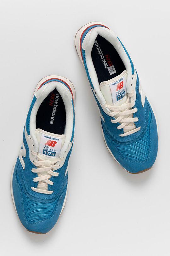 niebieski New Balance - Buty CM997HRP