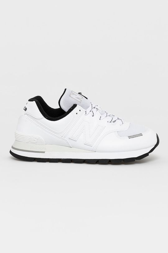 alb New Balance - Pantofi ML574DTA De bărbați