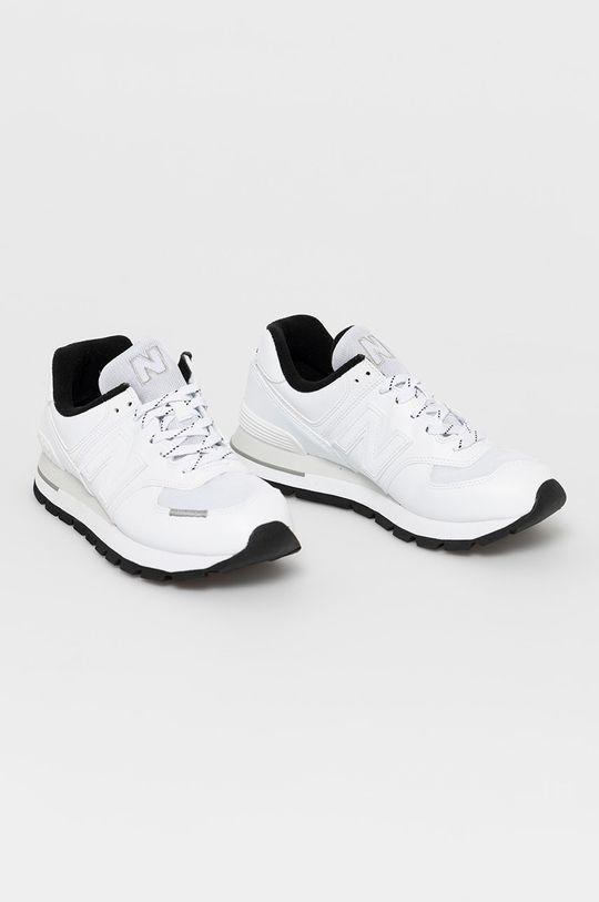New Balance - Pantofi ML574DTA alb