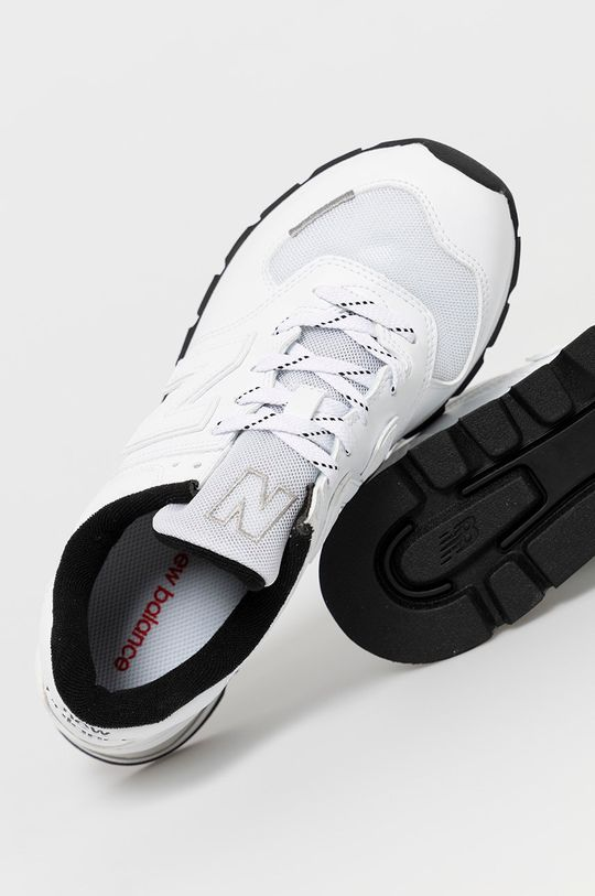 alb New Balance - Pantofi ML574DTA