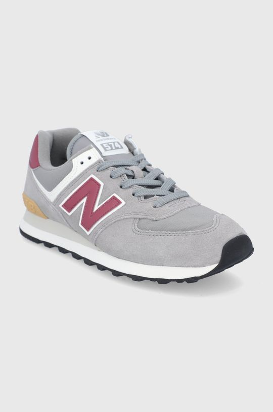 New Balance - Topánky ML574ME2 sivá