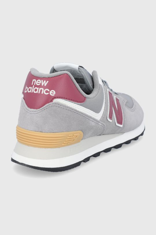 New Balance - Topánky ML574ME2  Zvršok: Textil, Prírodná koža Vnútro: Textil Podrážka: Syntetická látka