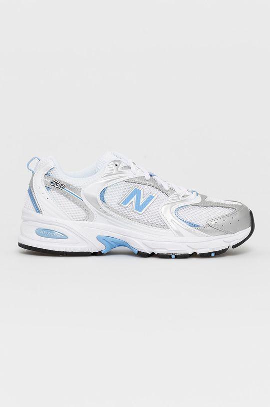 biela New Balance - Topánky MR530MIC Pánsky