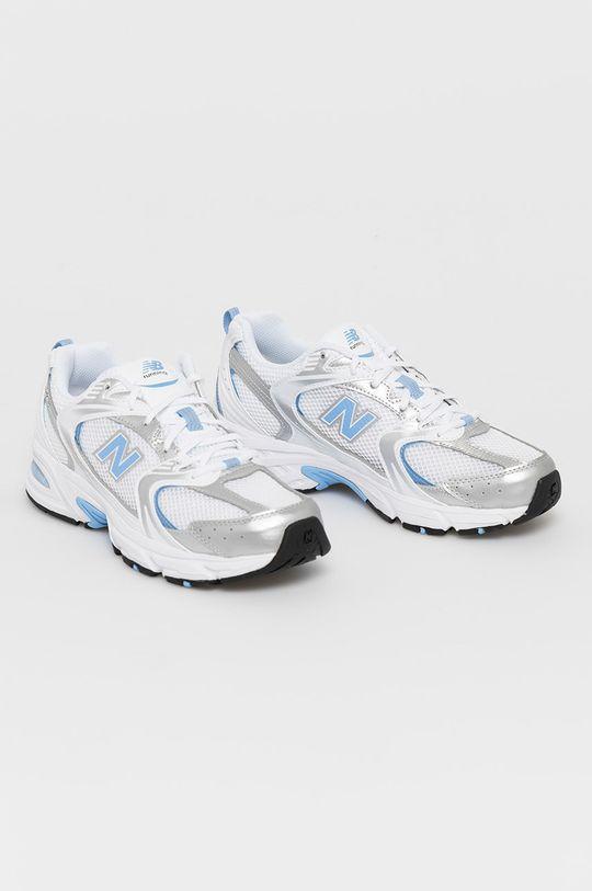 New Balance - Topánky MR530MIC biela