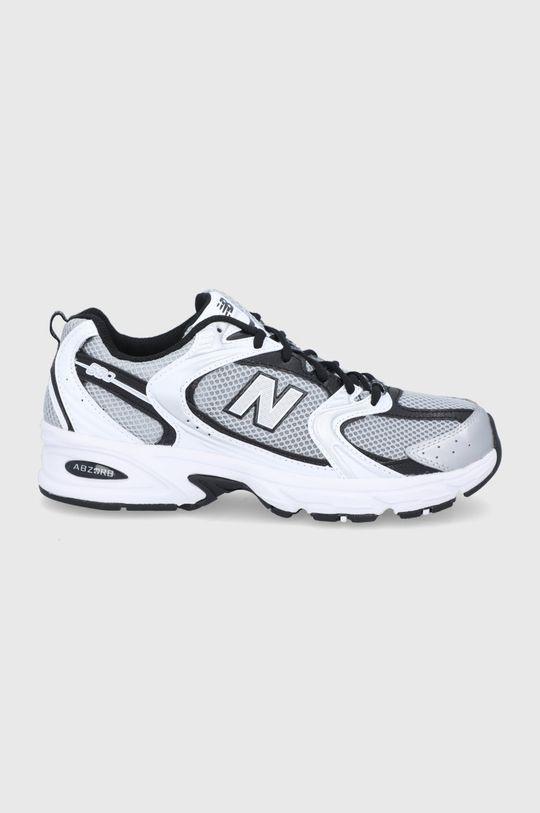 sivá New Balance - Topánky MR530USX Pánsky