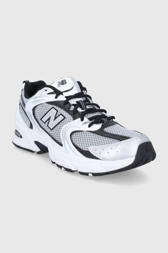 New Balance - Topánky MR530USX sivá