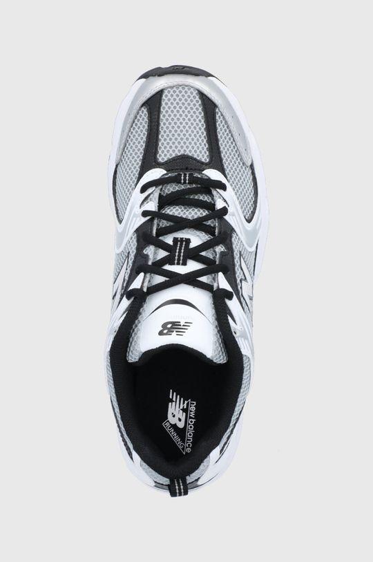 sivá New Balance - Topánky MR530USX