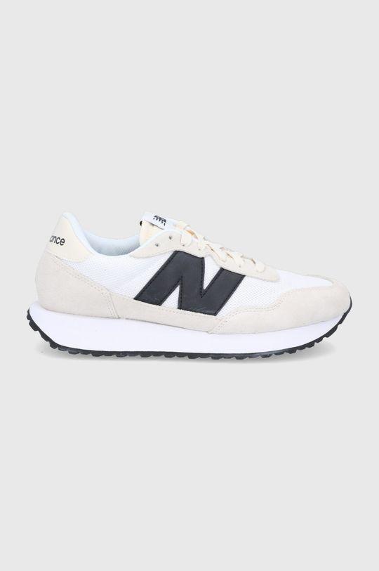 krémová New Balance - Topánky MS237CB Pánsky