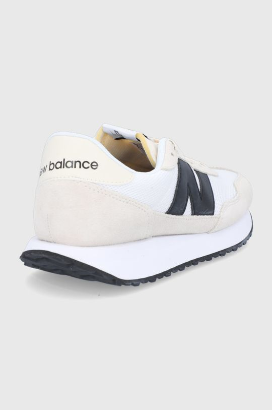 New Balance - Topánky MS237CB  Zvršok: Textil, Prírodná koža Vnútro: Textil Podrážka: Syntetická látka