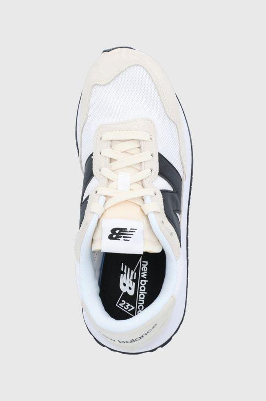 krémová New Balance - Topánky MS237CB