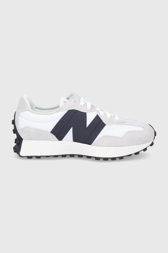 biela New Balance - Topánky MS327FE Pánsky