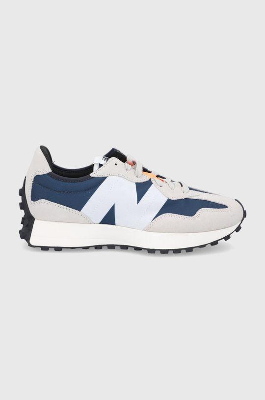 tmavomodrá New Balance - Topánky MS327IA Pánsky
