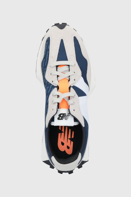 tmavomodrá New Balance - Topánky MS327IA