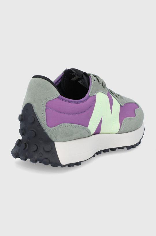 New Balance - Topánky MS327TC  Zvršok: Textil, Semišová koža Vnútro: Textil Podrážka: Syntetická látka