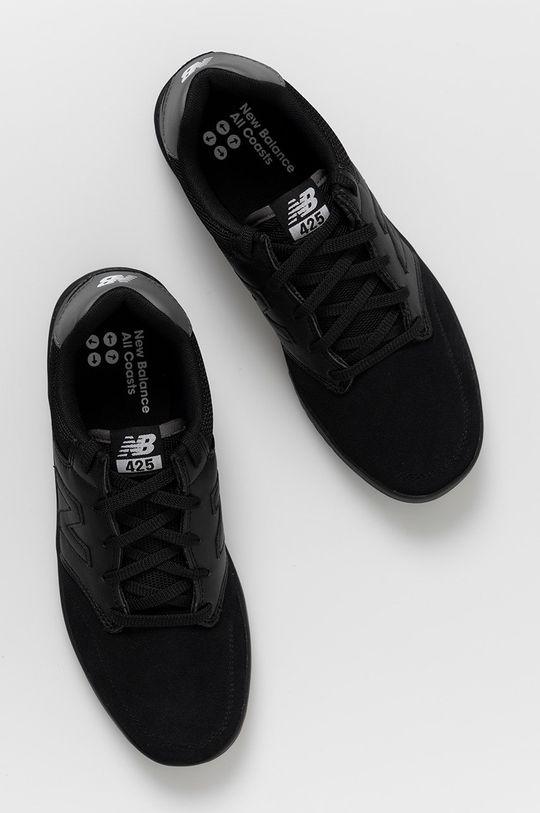 czarny New Balance - Buty AM425BGB