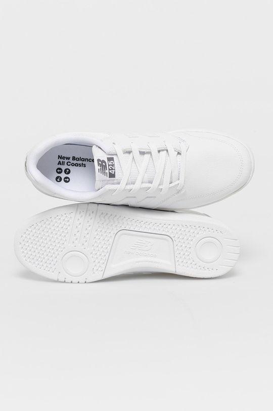 biały New Balance - Buty AM425WWW