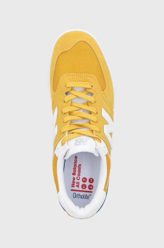 horčicová New Balance - Topánky AM574YWB