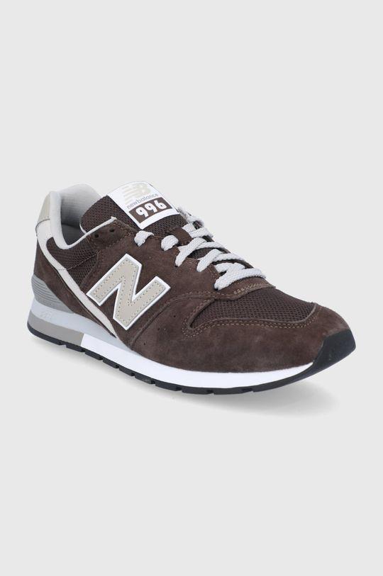 New Balance - Topánky CM996SHB hnedá