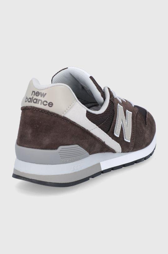 New Balance - Topánky CM996SHB  Zvršok: Textil, Semišová koža Vnútro: Textil Podrážka: Syntetická látka