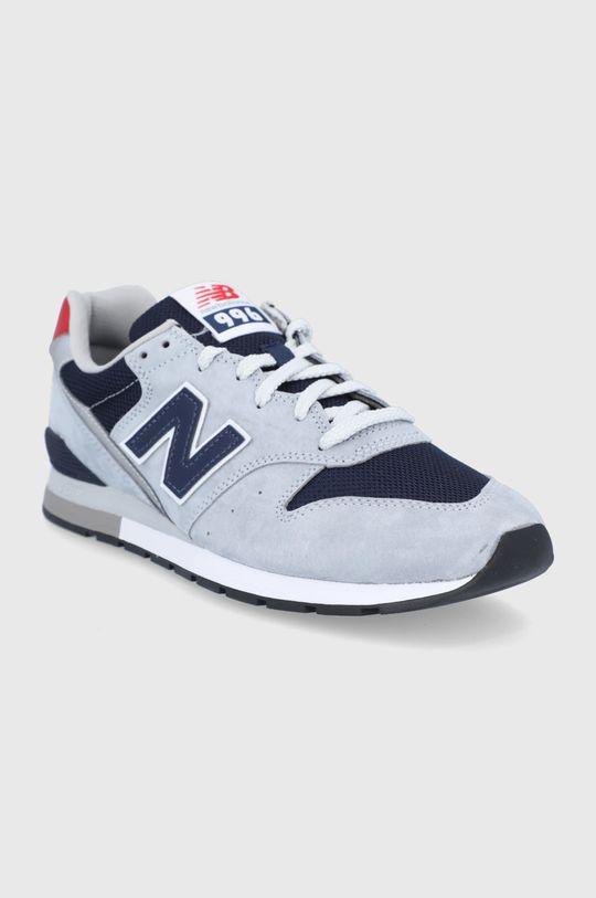 New Balance - Topánky CM996SHD sivá