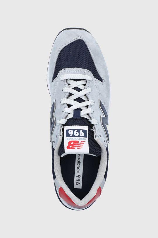 sivá New Balance - Topánky CM996SHD