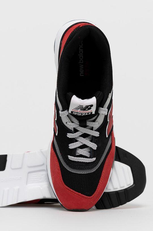 czarny New Balance - Buty CM997HVP
