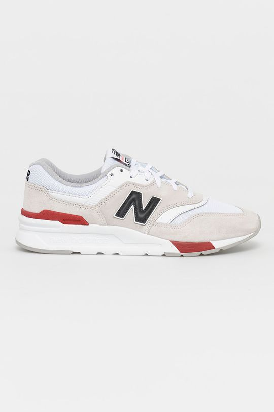 alb New Balance - Pantofi CM997HVW De bărbați