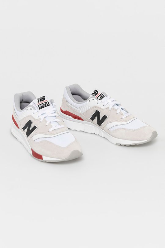New Balance - Pantofi CM997HVW alb