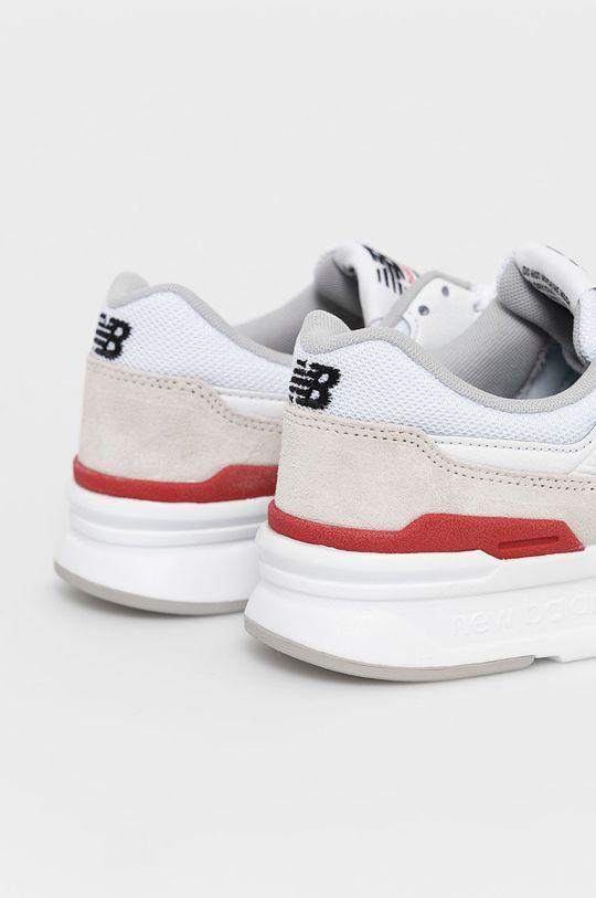New Balance - Pantofi CM997HVW  Gamba: Material textil, Piele intoarsa Interiorul: Material textil Talpa: Material sintetic
