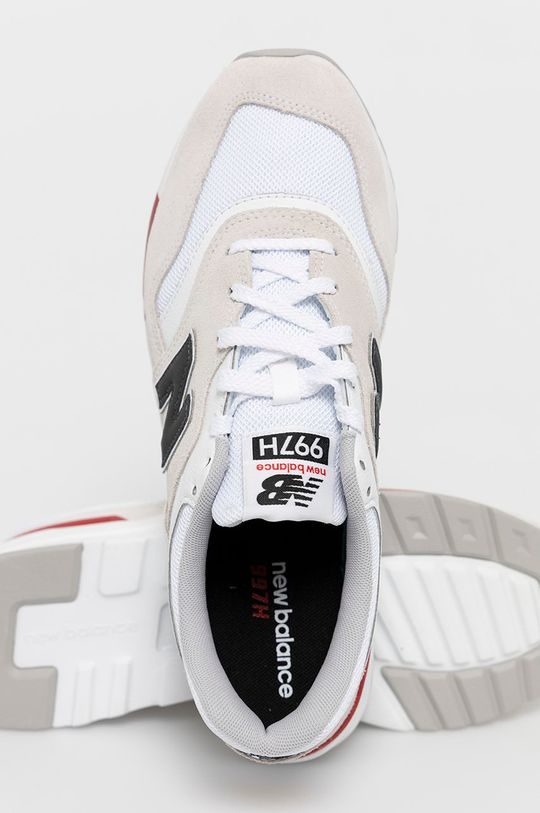 alb New Balance - Pantofi CM997HVW