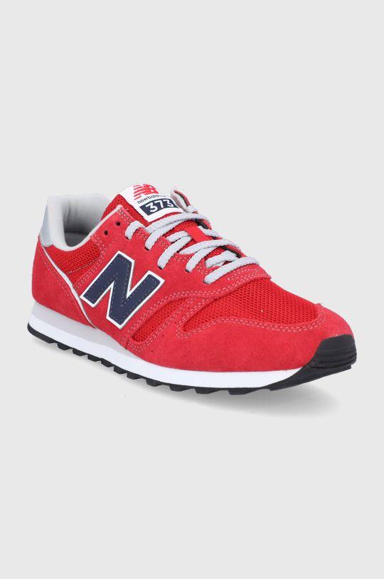 New Balance - Buty ML373CP2 czerwony