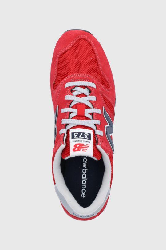 czerwony New Balance - Buty ML373CP2