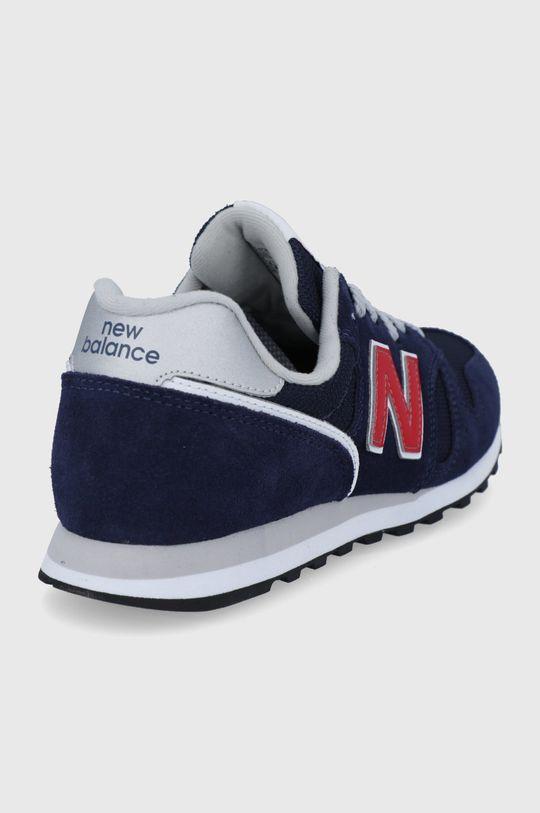 New Balance - Topánky ML373CS2  Zvršok: Textil, Prírodná koža Vnútro: Textil Podrážka: Syntetická látka