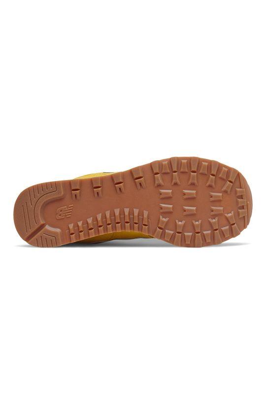 horčicová New Balance - Topánky ML574HB2