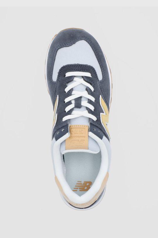 tmavomodrá New Balance - Topánky ML574NA2