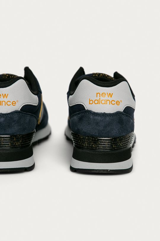New Balance - Topánky ML515NBR  Zvršok: Textil, Semišová koža Vnútro: Textil Podrážka: Syntetická látka