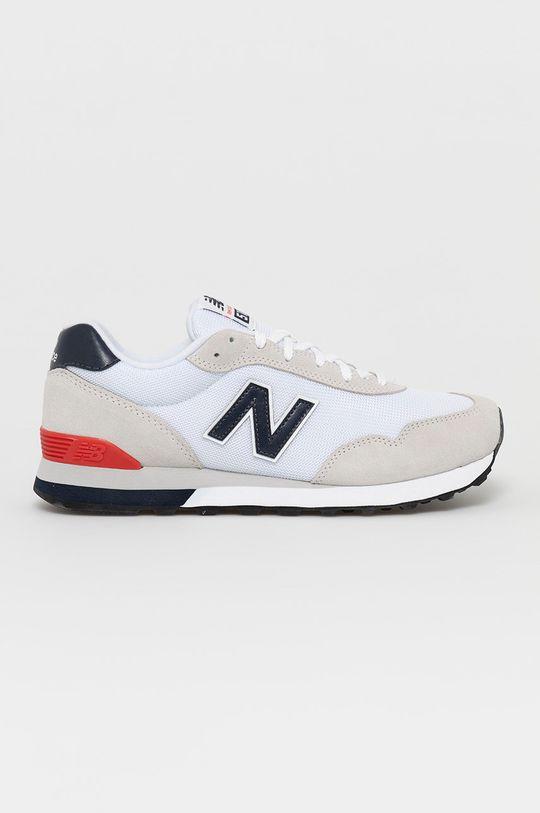 biały New Balance - Buty ML515RC3 Męski