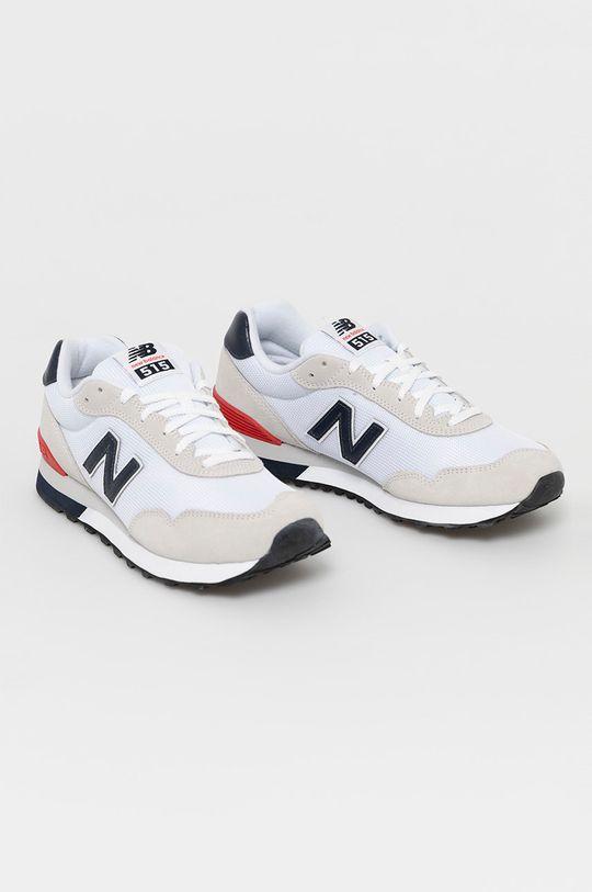 New Balance - Buty ML515RC3 biały