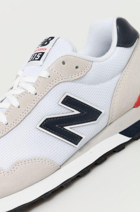 biały New Balance - Buty ML515RC3