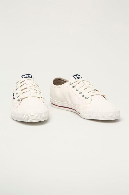 Helly Hansen - Tenisky Fjord Canvas Shoe V2 bílá
