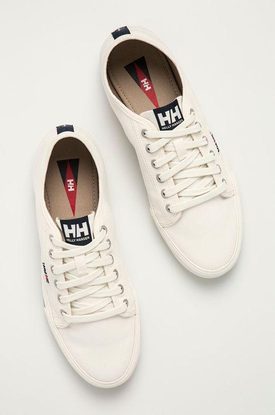 bílá Helly Hansen - Tenisky Fjord Canvas Shoe V2
