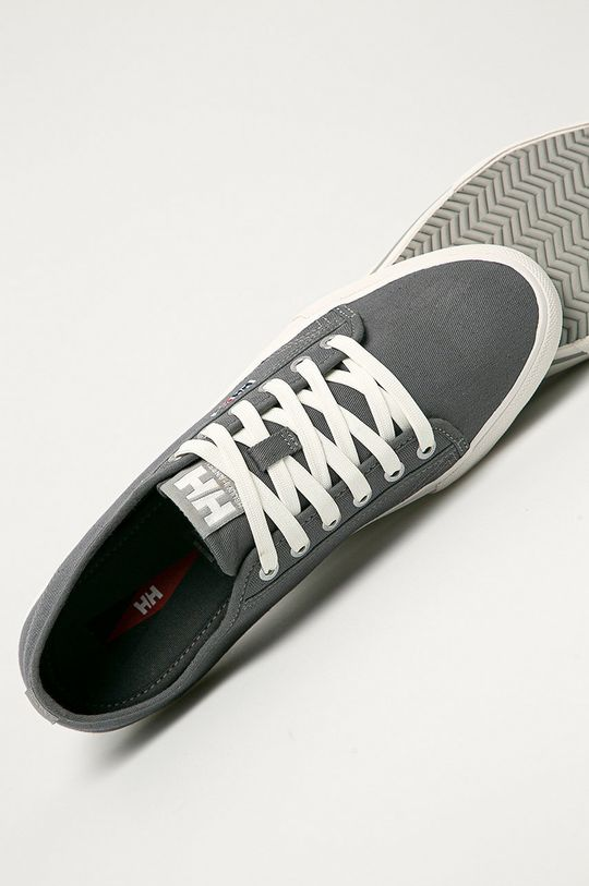 szary Helly Hansen - Tenisówki Fjord Canvas Shoe V2