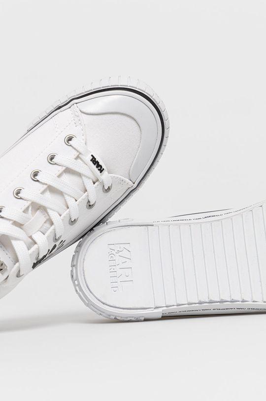 biela Karl Lagerfeld - Tenisky